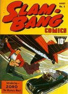 Slam-Bang Comics Vol 1 6