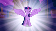 Alicorn Twilight reveal 2 S3E13