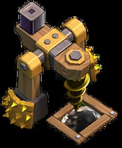 Clash of Clans(部落战争)Dark Elixir Drill