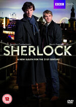 Sherlock Series 1 DVD