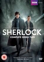 Sherlock Series 2 DVD