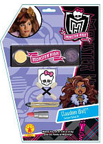 Clawdeen makeup