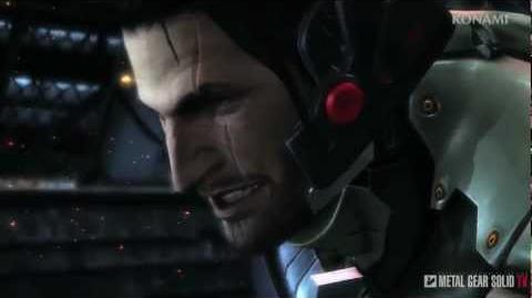 Metal Gear Rising Revengeance - Final Trailer Edited By Kojima MetalGearSolidTV