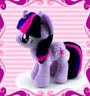 4DE Twilight Sparkle plush