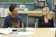 2X14 Abed and Britta
