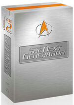 TNG Season 2 DVD-Region 1