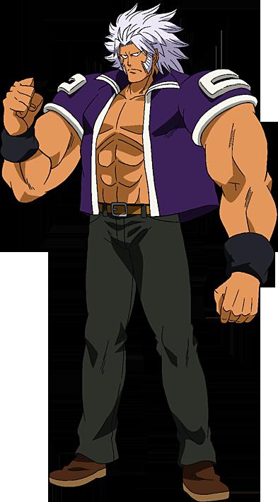 Elfman Strauss - Fairy Tail Wiki