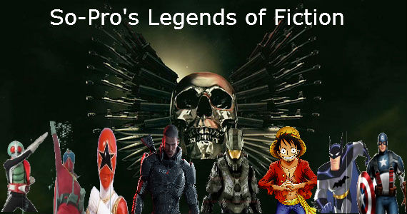 Legends of Fiction