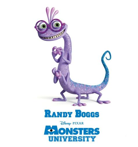 Monsters University Randall Glasses