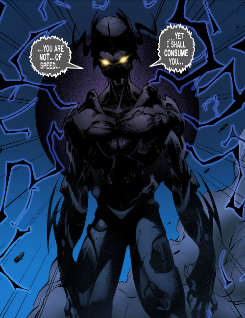 Black Flash (Smallville) - DC Comics Database