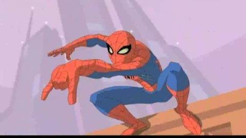Spectacular Spider-Man Animated Promo 1