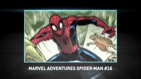 Spider-Man - Marvel Comics Close-Up - Disney XD Official