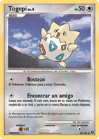 Togepi (Grandes Encuentros TCG)