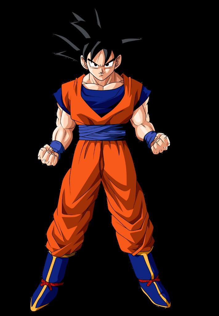 Imagen - Goku Render png - Dragon Ball WikiGoku