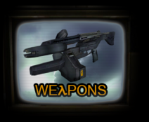 WEAPONS LOGO TEST