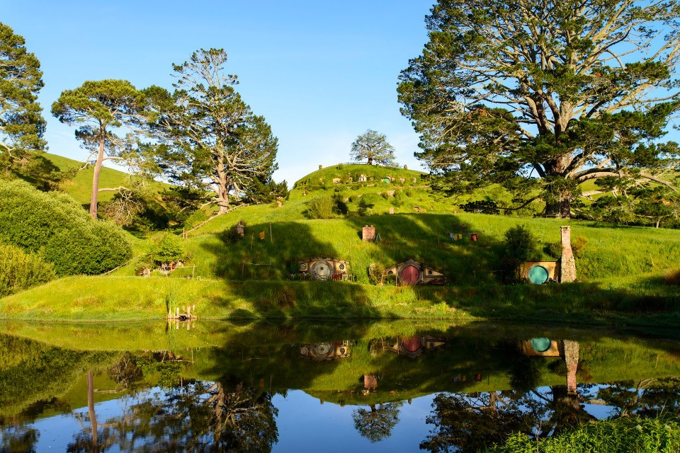 Hobbiton - Lord of the Rings Wiki