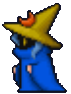 FFD Sarah Black Mage