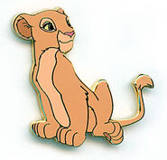 Lion King Core Pins - Nala