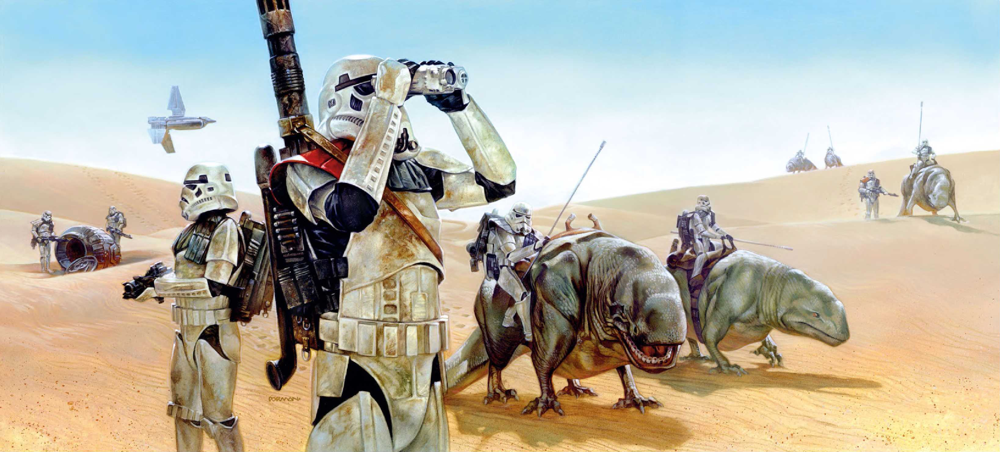 Troopers übersetzung