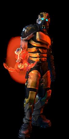 ME3 Talon Mercenary Engineer