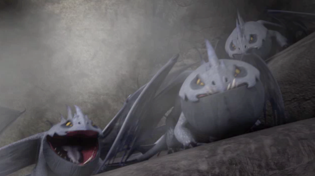 Smothering Smokebreath - How to Train Your Dragon Wiki