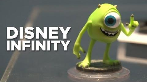 Disney INFINITY Hands-on at Toy Fair 2013