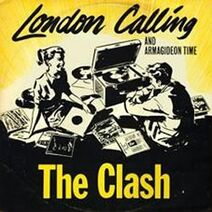 London Calling Single 7&#039;&#039; UK
