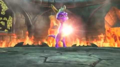 *RARE* Spyro Shadow Legacy Commercial