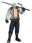 Smoker Pirate Warriors 2