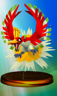Trofeo Ho-Oh SSBM