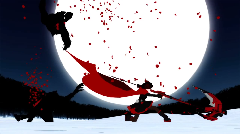 Rwby Ruby Weapon