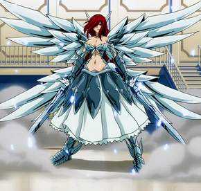 Heaven's Wheel Armor