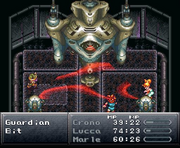 Chrono Trigger Delta Attack