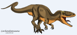 Carcharodontosaurus