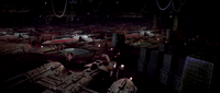 Yavin Base Hangar