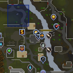 Circus location - Lumbridge