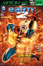 Earth Two Vol 1-9 Cover-1