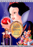 1. Snow White and the Seven Dwarfs (1937) (Platinum Edition 2-Disc DVD)