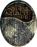 The Sleeping Giant Inn Shop Sign