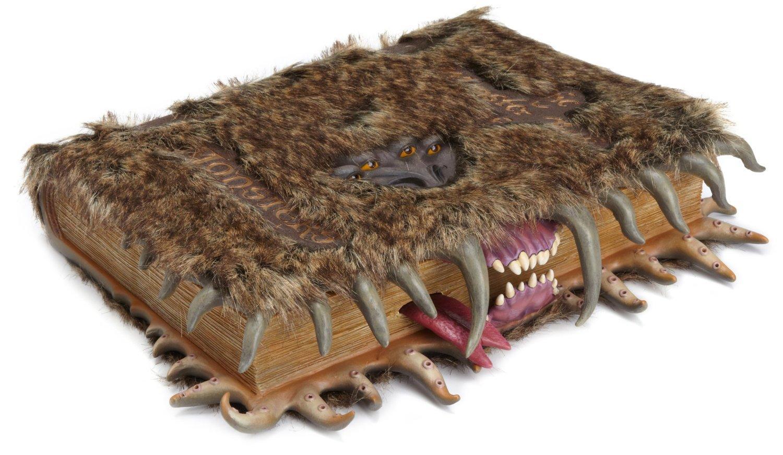 Harry Potter Book Monster : The monster book of monsters harry potter wiki