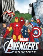 Avengers Assemble (Animated Series) poster 003