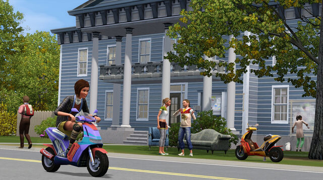 Mod: Master Controller - TS3 Patch 1 67 - Gaby's Place