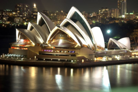 800px-Sydney Opera House Night