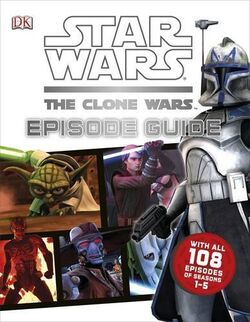 Clone Wars Episode Guide Cover