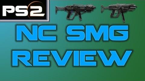 Planetside 2 - New Conglomerate SMG review - Mr. G4F