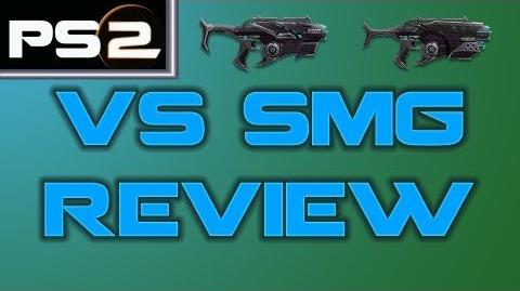 Planetside 2 - Vanu Sovereignty SMG review - Mr. G4F-1