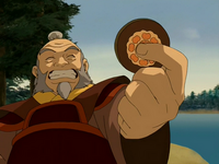 Iroh&#39;s lotus tile