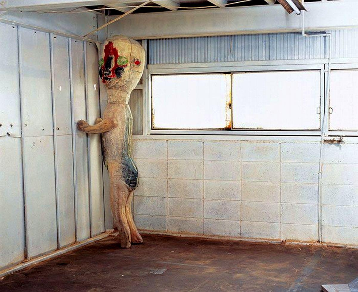 "SCP-173 ""The Sculpture"" – Creepypasta Wiki"