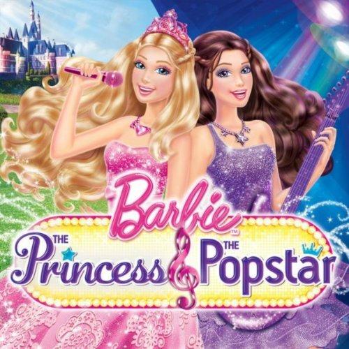 Barbie the princess the popstar soundtrack album