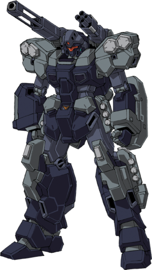 Jesta Cannon - OVA Version